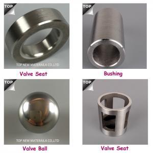 Quality Spare Parts Chrome Cobalt Alloy 38HRC - 55HRC Hardness wholesale
