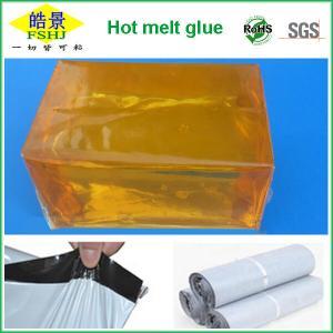 Quality Packing EVA Hot Melt Adhesive / Hot Melt Glue Block Strong Adhesion wholesale
