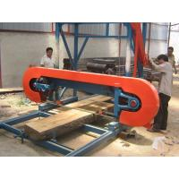 Quality Portable Horizontal Band Saw Machine for Wood Cutting (MJ1600/MJ1300/MJ1000) diesel engine powered wholesale
