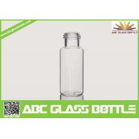Cheap 5-15ml Clear Glass Tube Bottle For Sale for sale