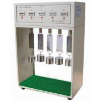 Buy cheap SUS304 # Adhesive Tape Holding Power Test Machine / Equipment CNS11888 from wholesalers