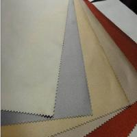 Quality Plain Blackout roller blinds fabric for interior decoration with 250cm width wholesale