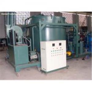 Quality Environment-friendly black engine oil treatment equipment,  oil purifier, oil reprocessing machine wholesale
