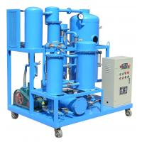 Quality ZJD Hydraulic oil Purifying Equipment,Lubricating Oil Filtration Machine wholesale