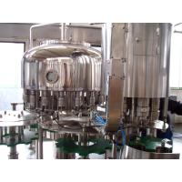 Quality 5 Gallon Packaged Drinking Water Filling Machine for Barrel , Micro Pressure Filling Operation wholesale
