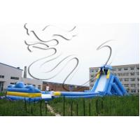 Quality 2014 gian inflatable water slide / inflatable slide on sale wholesale