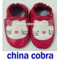 Quality Genuine Leather Soft Sole Leather Baby Shoes High Quality wholesale
