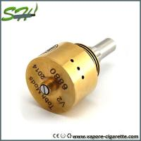 Cheap Atty RDA RBA Atomizer Tank Solid Copper Bottom changeable For 2.5 ml for sale