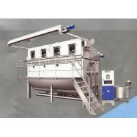 Quality Stainless Steel Overflow Textile Fabric Dyeing Machine For Bleaching and Dye wholesale