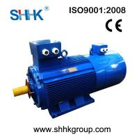 China YR series wound rotor electric motor 100% copper wire on sale