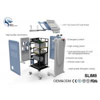 Quality 4 Soft Silica Handles Cryolipolysis Slimming Machine With User Manual And Teaching Video wholesale