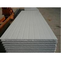 Quality Insulated EPS Sandwich Panels 970mm / 1150mm Waterproof and Light in weight wholesale