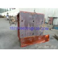 Cheap Industrial Carbon Steel Heavy Metal Fabrication Welded Parts for sale