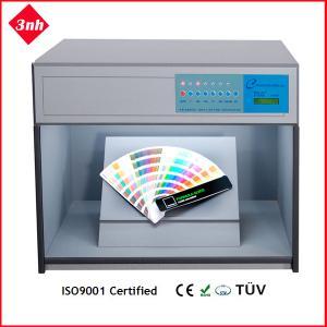 Quality 60cm tubes color light box with D65/TL84/UV/F/CWF/TL83 light sources P60(6) wholesale