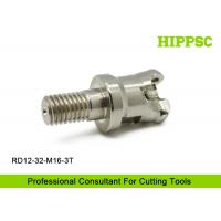 Stainless Steel CNC Router Bits For Holding , CNC Carbide Inserts Ball Nose