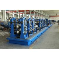 Quality Large Size SS Tube Mill Machine , Rectangular Pipe Roll Forming Mill wholesale