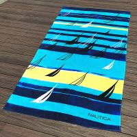 Quality Personalized Shark  Whale Beach Towels for Adults Hawaii Bright Beach Towels wholesale