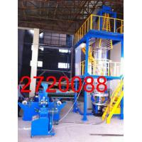 Quality Automatic 50Kw ABA Film Blowing Machine With Double Winder 100kg/h wholesale