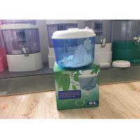 Quality 8L Plastic Drinking Water Pot Water Purifier Dispenser Tank Connectivity Container wholesale