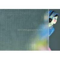 Buy cheap Transparent 4mm Karatachi Figured Glass Interior Partition and Bathroom product
