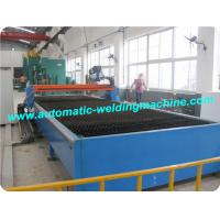 China CNC Table Type Plasma and Flame Cutting Machine Controlled by Hypertherm System on sale