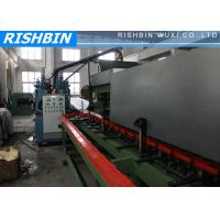 Buy cheap Prefabricated House Foam Insulated EPS Sandwich Panel Machine with Fly Saw from wholesalers