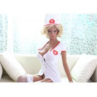 Quality Dropshipping Artificial Sex Dolls with Realistic Pussy 165cm Real Sexy Dolls Young Nurse Love Doll wholesale