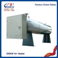 Quality industrial electric air heaters buy from china online wholesale