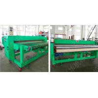 Quality Optional Color Carpet Floor Tiles / Die Cutting Machine ±1.5 Mm Fixed Length wholesale