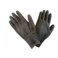 Quality Puncture Proof Gery PU Coated Cut Resistant Glove ZMR408 wholesale