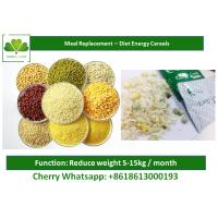 Quality Slimming Cereals Natural Meal Replacement Shakes Healthiest Porridge Oats wholesale