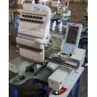Quality Multi Needle Home Embroidery Machine , Computer Machine Embroidery For Shoes / Visors wholesale