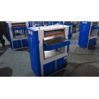 China Double side planer thicknesser machine list on sale