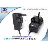 Quality 1.5m Cable UK 12V 1A Universal AC DC Power Adapter With CE / ROHS Certificated wholesale