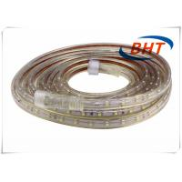 Quality SMD 5050 Flexible Led Strip Lights 3M Adhesive Backing For Cool / Warm White wholesale