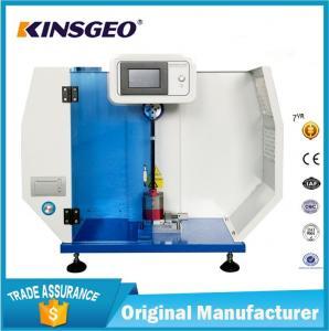 Quality Digital Plastic Testing Machine ,  IZOD Charpy Impact Testing Equipment wholesale