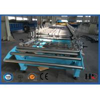 Quality Hydraulic Decoiler Standing Seam Roof Sheet Roll Forming Machine 30 M / Min wholesale