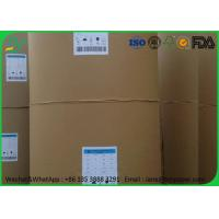 Quality 100% Virgin Wood Pulp Ivory Board Paper C1S White FBB Folding Box Board For Paper Bag wholesale