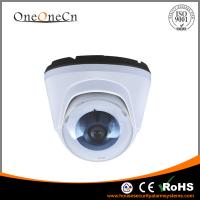 China Metel Body Dome Analog CCTV Camera High Definition With Night Vision For Indoor on sale