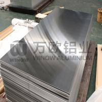 Quality Construction Aluminium Alloy Plate With Mirror Finish Surface Treatment wholesale
