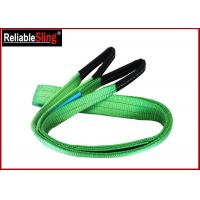 Quality 2ton Approved Color Code Lifting Sling Flat Webbing Lifting Slings Safety wholesale