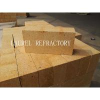 Quality Red SK36 Refractory Fire Clay Bricks For Furnaces Low Porosity High Density wholesale