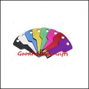 Quality Metal Key Shape U flash Disk usb drive promotion gift logo customed wholesale