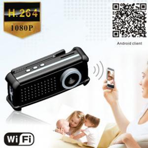 China 1080P WIFI IF Camera Remote Wireless Hidden Spy Camera WIFI MINI DV Wifi CCTV Camera on sale