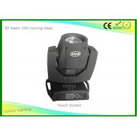 High Speed Beam 200 Sharpy Moving Head Light Portable Stage Lighting USD269