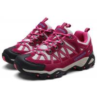 Quality Good Looking Non Slip Casual Athletic Shoes , Womens Marathon Running Shoes wholesale