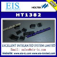 Quality HT1382 - HOLTEK - I2C/3-Wire Real Time Clock - Email: sales009@eis-ic.com wholesale
