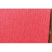 Quality Polyester Cloth Top Size Coating Abrasive Cloth Rolls For Sanding Stainless Steel wholesale