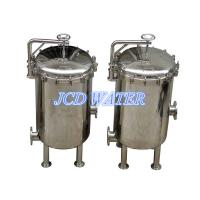 Buy cheap Huge Flow Cartridge Industrial Filter Housing For Cooling Tower Filtration from wholesalers