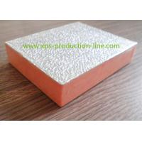 Quality Aluminum Foam Sandwich Panels / Air Duct Styrofoam Insulation Foam Board wholesale